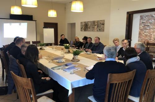 Wizyta delegacji Dolnosaksońskiego Związku ZAZ
